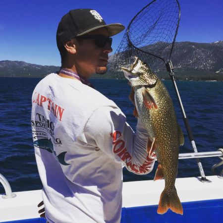Tahoe Sport Fishing, Day on the Lake Report - 6/6/18