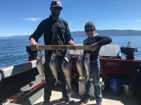 Mile High Fishing, Lake Tahoe Fishing Report | June 20th, 2019