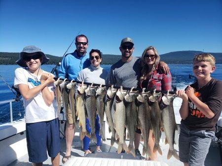Tahoe Sport Fishing, Fishing Report - June 24