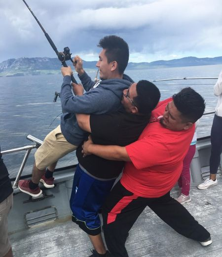 Tahoe Sport Fishing, Fishing Report - July 24