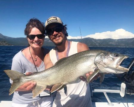 Tahoe Sport Fishing, Fishing Report - July 23