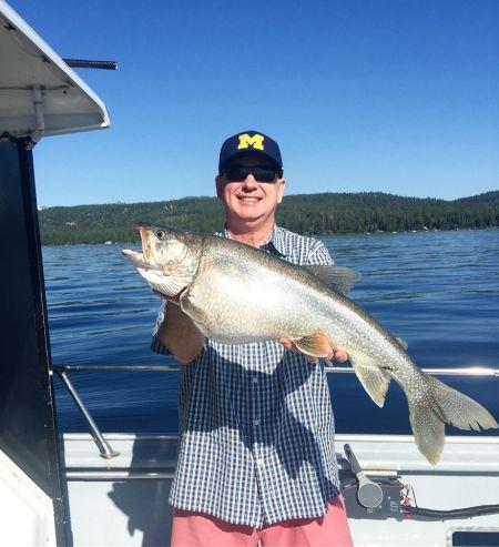 Tahoe Sport Fishing, Fishing Report - July 22