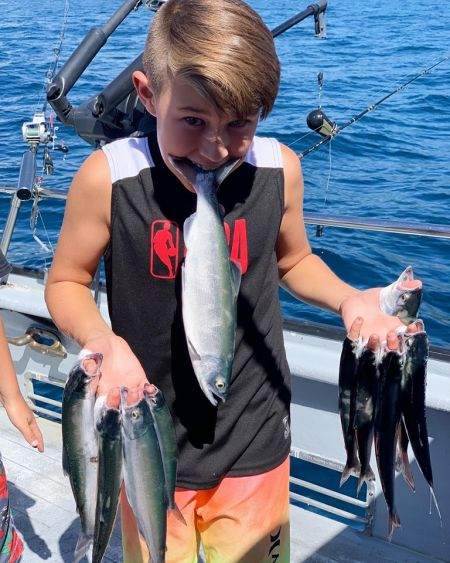 Tahoe Sport Fishing, Fishing Report - July 29
