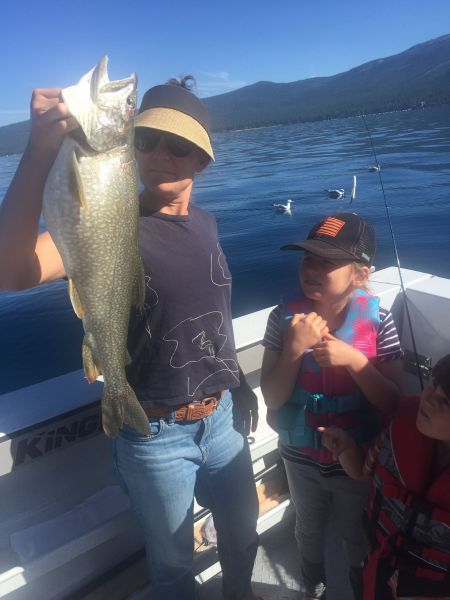 Mile High Fishing, July 19