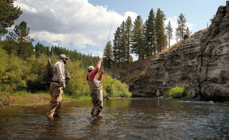 Mountain Hardware & Sports, Rivers  – May 25 Fishing Report