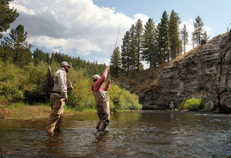 Mountain Hardware & Sports, June 15 - River Fishing Report