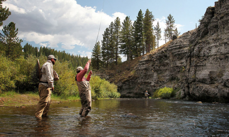 Mountain Hardware & Sports, Rivers - October 31 Fishing Report