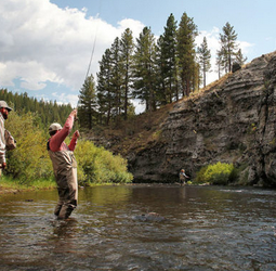 Mountain Hardware & Sports, Rivers - November 16 Fishing Report