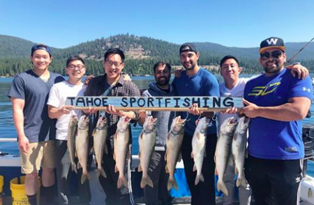 Tahoe Sport Fishing, Fishing Report - June 15