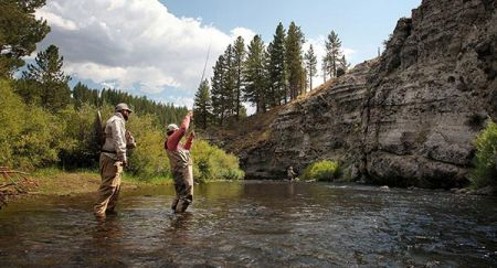 Mountain Hardware & Sports, Truckee River – April 5 Fishing Report
