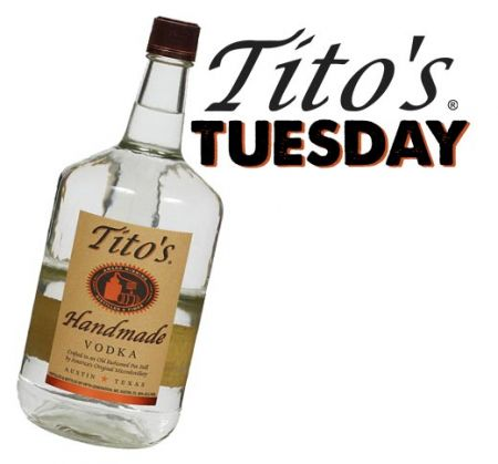 Rosie's Cafe Tahoe City, Tito's Tuesday