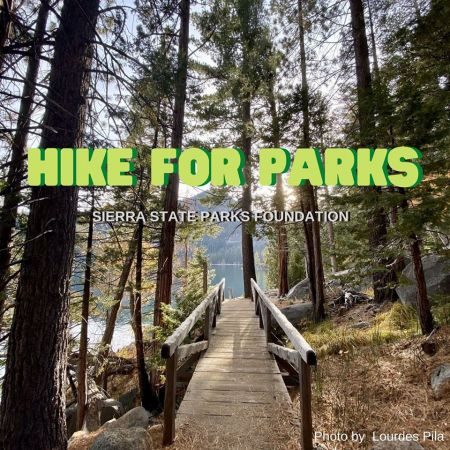 Sierra State Parks Foundation, Hike For Parks