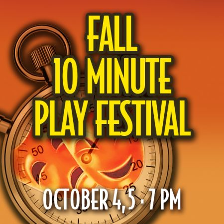 Truckee Community Theater, Fall 10-Minute Play Festival