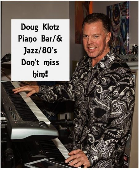 Glasses Wine Bar, Live Music with Doug K