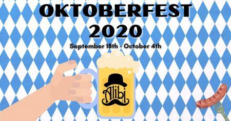 Alibi Ale Works, Alibi Oktoberfest 2020 | Truckee Public House