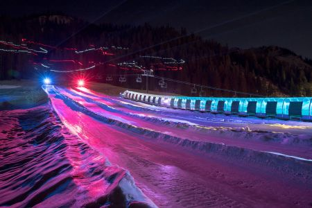 The Village at Squaw Valley, Disco Tubing