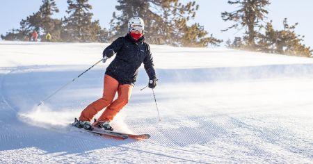 Diamond Peak Ski Resort, Skeesters Women's Ski Clinics