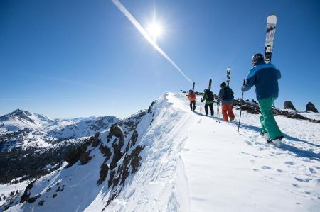 Kirkwood Mountain Resort, E: K Aiare 1: Avalanche Introduction