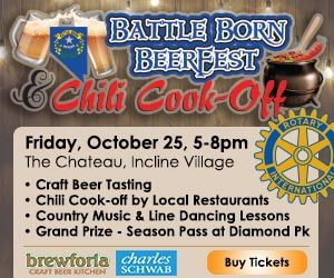 Rotary Club of Tahoe-Incline, Battleborn Beerfest & Chili Cook-off