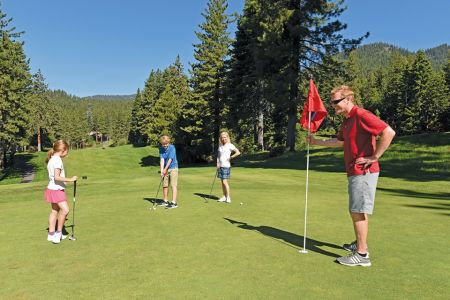 The Golf Courses at Incline Village, Sunday Family Fun Day