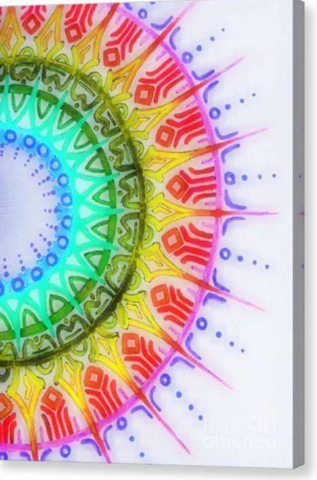 Tahoe Modern Makers, Neon Mandalas Teen Painting Night