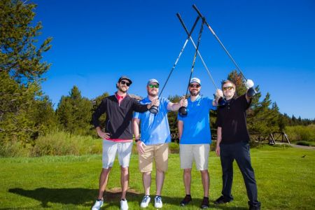 Lake Tahoe Golf Course, 25th Annual Barton Invitational Golf Tournament