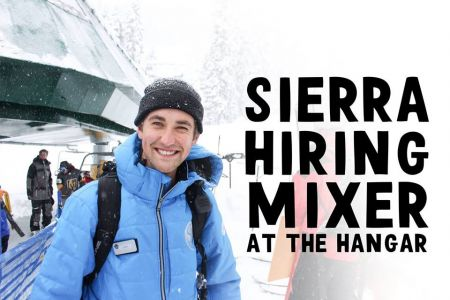 The Hangar, Sierra Hiring Mixer