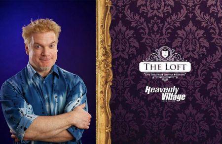 The Loft Theatre, Magic Fusion Starring Chipper Lowell