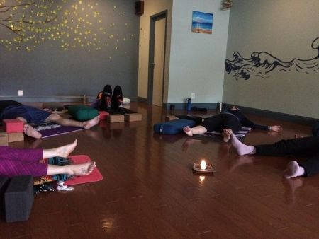 Lake Tahoe Yoga, Nidra Yoga