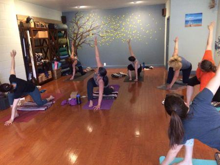 Lake Tahoe Yoga, Tapas Yoga