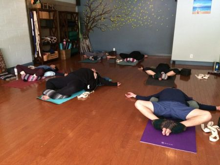 Lake Tahoe Yoga, Pitta Yoga