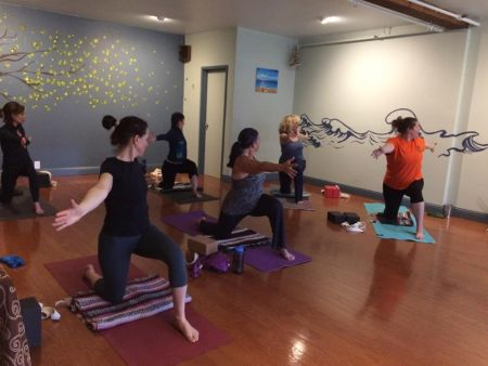 Lake Tahoe Yoga, Rajasic Yoga