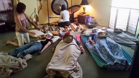 5th Element Healing Center Lake Tahoe, Sound Bath Healing Infused with Reiki