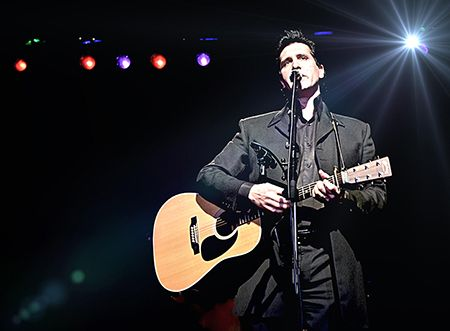 Valhalla Tahoe, James Garners Tribute to Johnny Cash