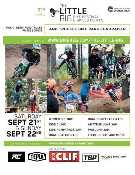 Truckee Bike Park, The Little Big Bike Festival