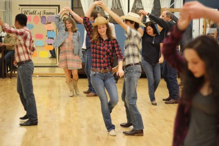 Mountain Workspace, Country Swing Dance