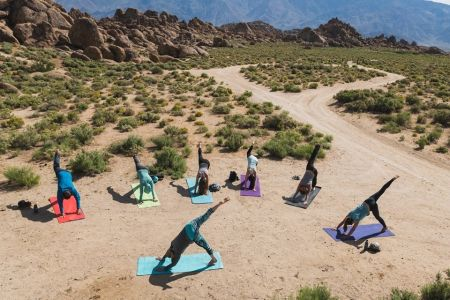IRIE Rafting, 2019 Truckee Rafting, Rock Climbing & Yoga Retreat