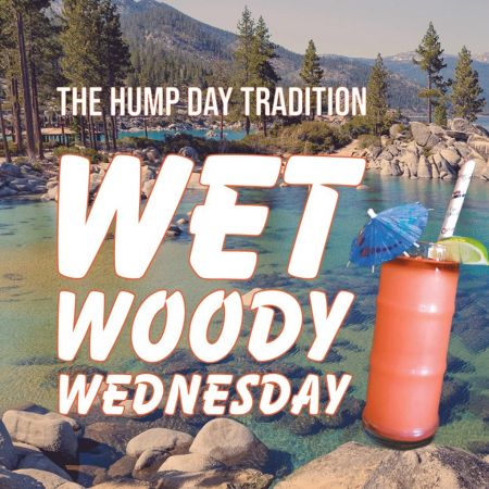 Gar Woods Grill & Pier, Wet Woody Wednesday's are back at Gar Woods Grill & Pier!