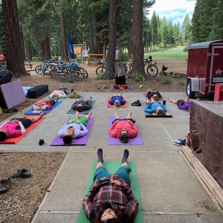 Tahoe Cross Country Center, Yoga & Combos, Putting it All Together Mountain Bike Clinic