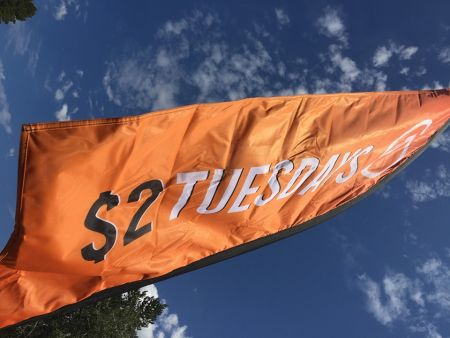 Lake Tahoe Golf Course, $2 Tuesdays - Players Club Members