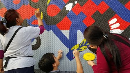 Nevada Museum Of Art, Sweat Equity and Public Art