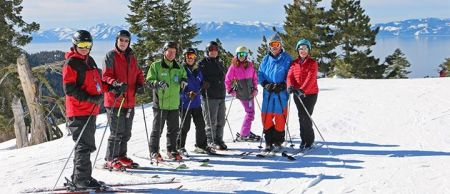 Diamond Peak Ski Resort, Wednesday 55+ Ski Clinics