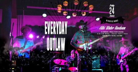 Alibi Ale Works, Everyday Outlaw Presents - The Alibi Truckee Winter Hoedown