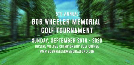 The Golf Courses at Incline Village, 2020 Bob Wheeler Memorial Golf Tournament