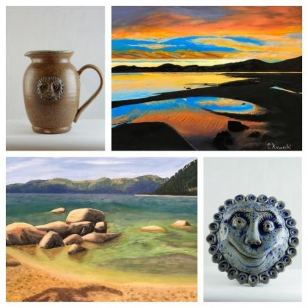 Well Being Tahoe, Local Artist Exhibition