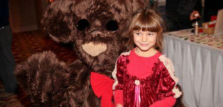 Barton Health, Festival of Trees & Lights | Teddy Bear Brunch