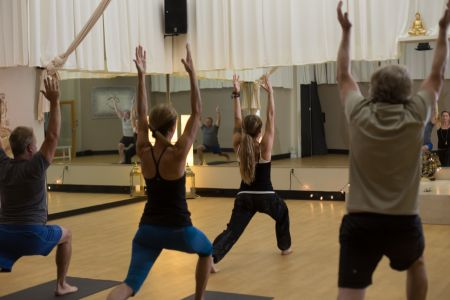Truckee Donner Recreation & Park District, Introduction to Yoga