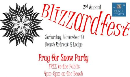 Tahoe Beach Retreat & Lodge, Blizzardfest