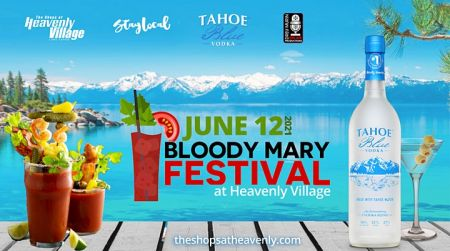 Shops at Heavenly Village, Bloody Mary Festival