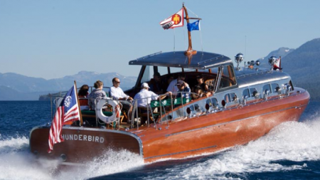 Thunderbird Lodge, VIP Yacht Cruise, Reserve Wine Tasting, & Dinner
